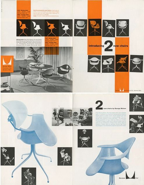 92 best Furniture posters images on Pinterest | Chairs, Herman ...