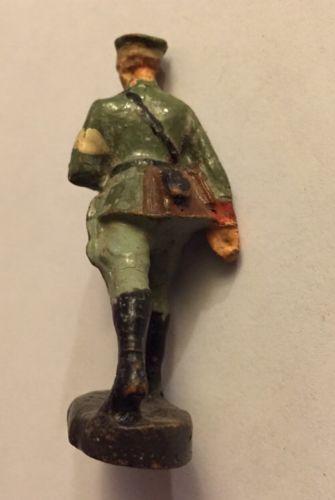 antiker Elastolin Soldat Figur Sanitäter 7,5 cm | eBay