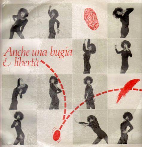 Giulietta Zanardi - Anche Una Bugia È Libertà - 1989