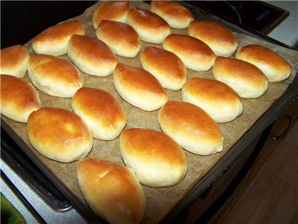 Пирожки с капустой в духовке | Смачно