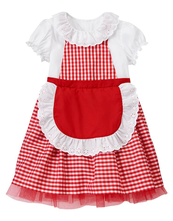 Little Red Riding Hood Costume at Gymboree