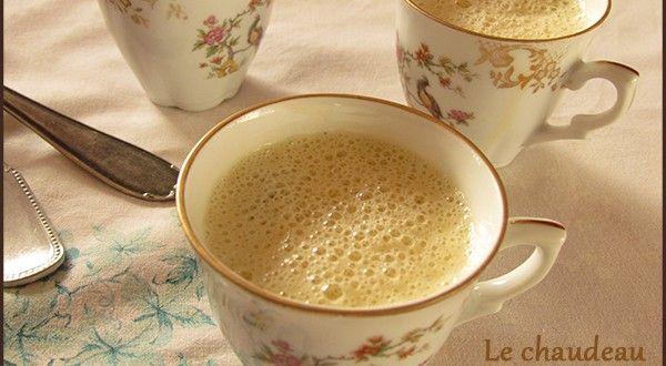 Le chaudeau (chodo) : boisson typiquement guadeloupéenne