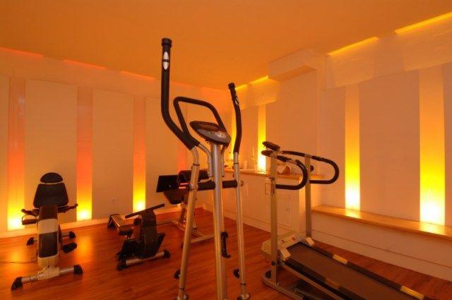 Fitnessraum www.almrausch.co.at