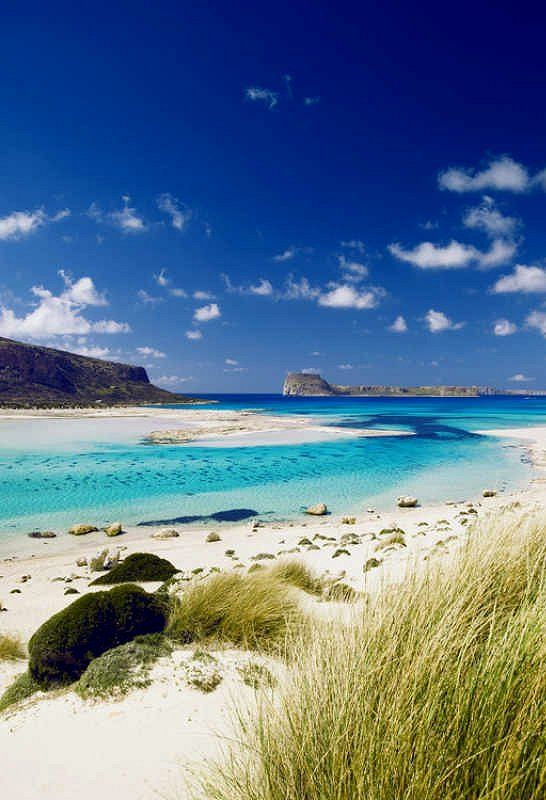 Balos Bay and Gramvousa, Chania, Crete Island / Photographic Print by Sakis Papadopoulos at eu.art.com