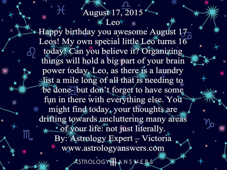 The Astrology Answers Daily Horoscope for Monday, August 17, 2015 #astrology