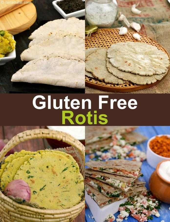 Gluten Free Rotis Recipes Gluten Free Indian Bread Recipes In 2020 Gluten Free Indian Food Indian Bread Recipes Indian Bread