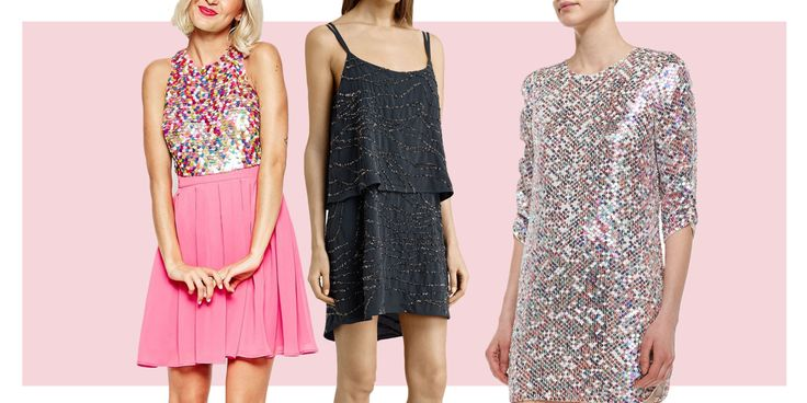 Party Like it's 2016 in These New Year's Eve Dresses - BestProducts.com