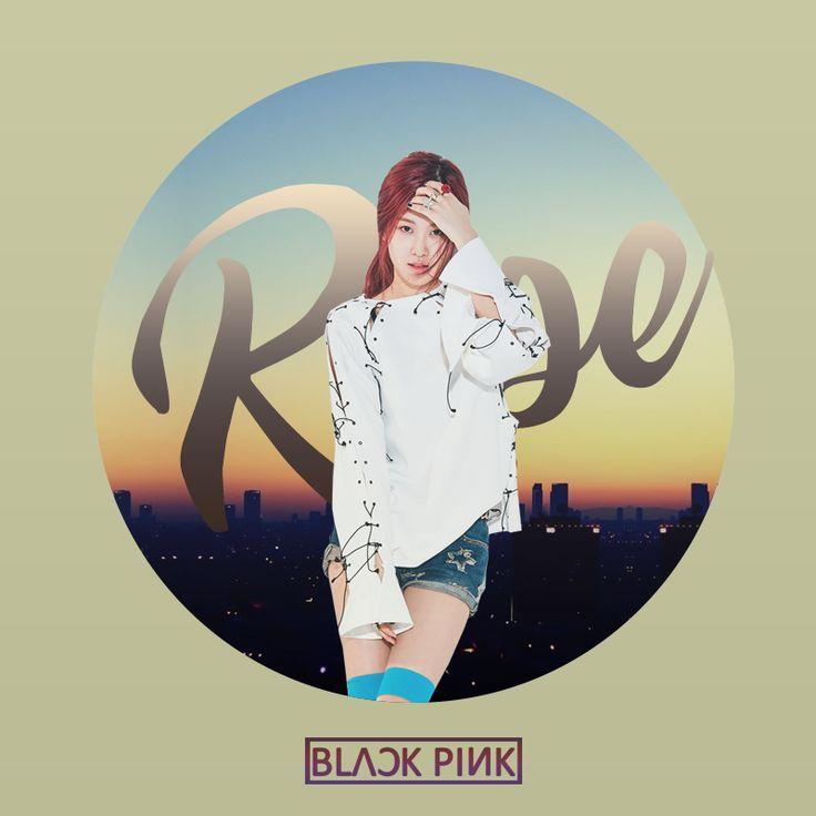 Blackpink Rose