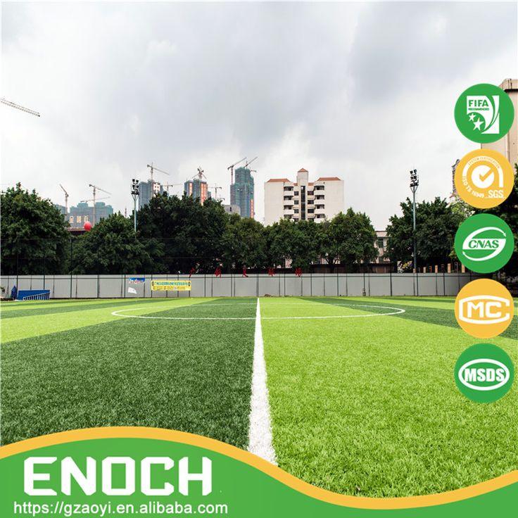 ENOCH factory sale fake grass carpet cheap artificial grass carpet for Football Field 50mm height