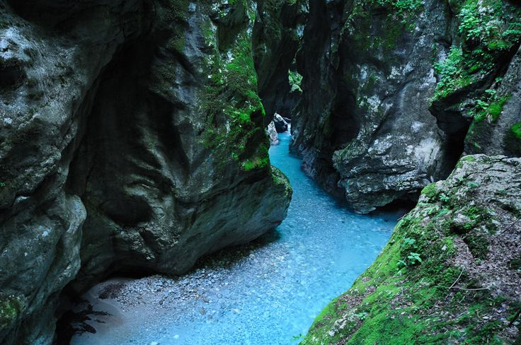 Tolmin Gorge | Slovenia | 2012 http://www.honza-libor.cz/slovinsko-2012/