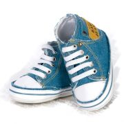 Baby Jean Shoes