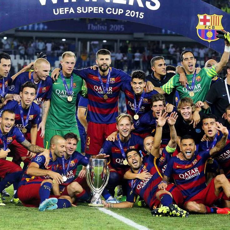 Versiculos De La Biblia De Animo: Super Champions Of Europe