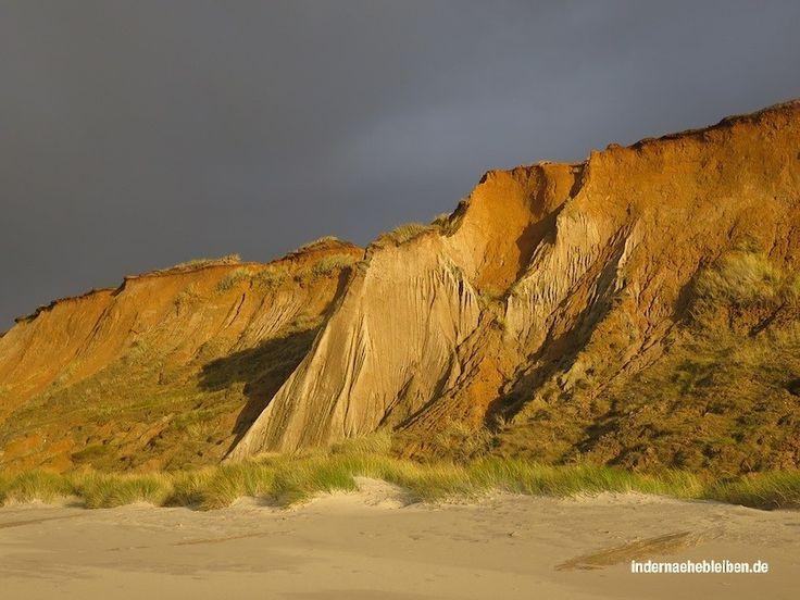 Rotes Kliff, Kampen, Sylt