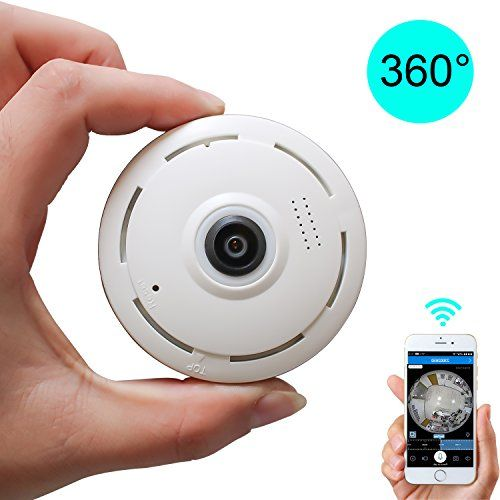 Camera 360 Degrés >> 960p Ip Camera Hd Surveillance Camera Mini 360 Degree