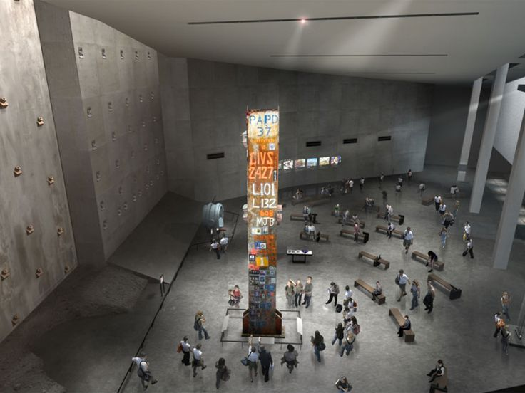 Get a Look at the 9/11 Museum, Finally Opening This Summer | When the 9/11 Memorial Museum opens to the public in May, it will be filled with artifacts pulled from the rubble of the attacks.   9/11 Museum  | WIRED.com