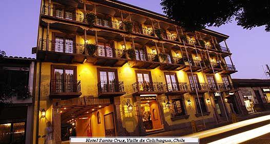 Hotel Santa Cruz, Chile | Hotel Santa Cruz en Valle de Colchagua, Chile | AyR hoteles