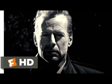 Sin City (12/12) Movie CLIP - An Old Man Dies (2005) HD - YouTube
