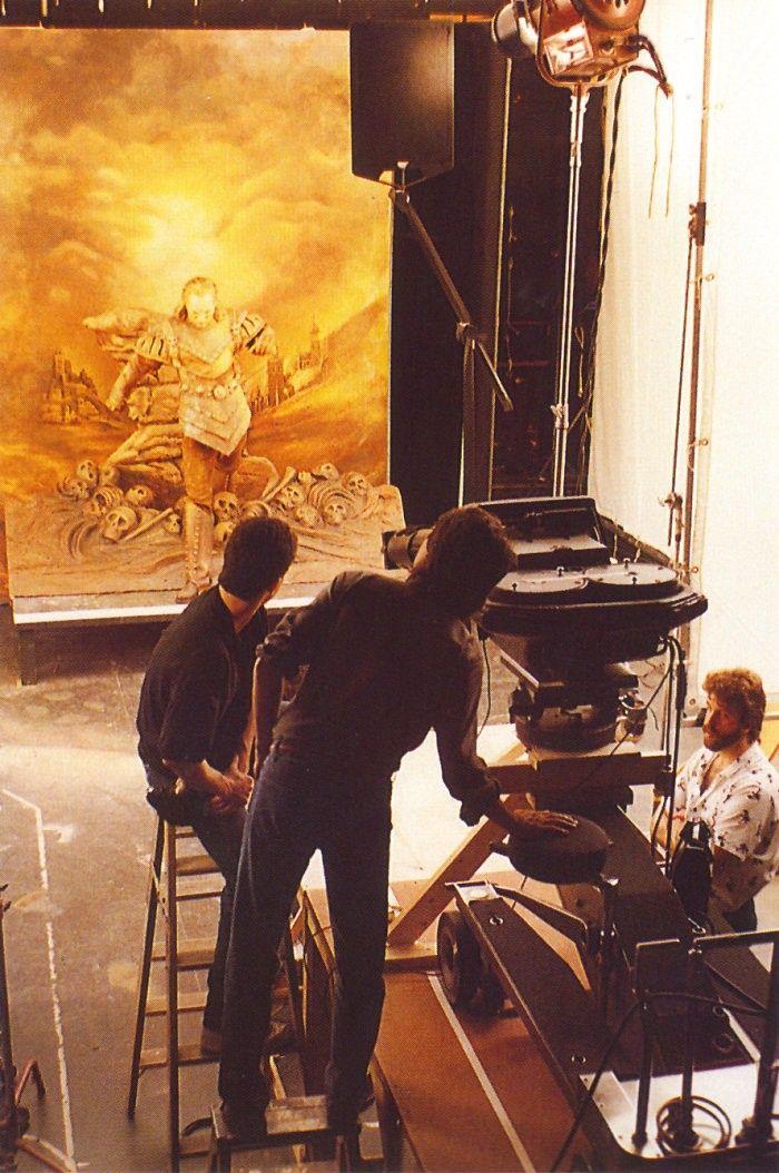 100 Films | 100 Behind the Scenes Photos - Part 1 - Imgur
