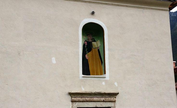 San Domenico di Guzman - Chiesetta di San Domenico -Trentino (Italia)