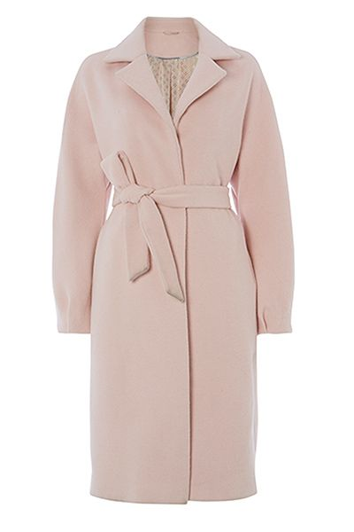 Pale pink belted, £70, by Red Herring, from debenhams. com