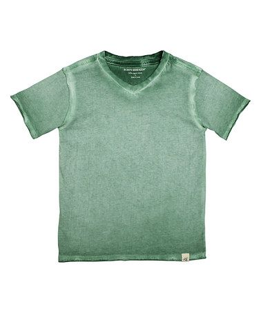 Another great find on #zulily! Asparagus Sun-Bleach Logo Organic Tee - Infant #zulilyfinds