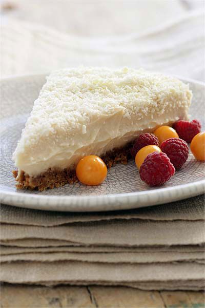 Amarula and White Chocolate Cheesecake – If your favourite chocolate is white, this is the dessert for you. Serve it with grated white chocolate for ultimate indulgence. Find the recipe here - www.amarula.com/entertain#amarula-recipes