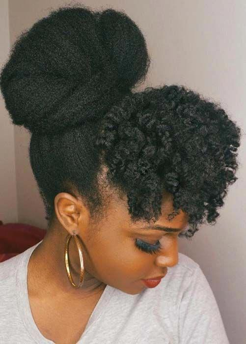 black hairstyles for short hair #Blackhairstyles