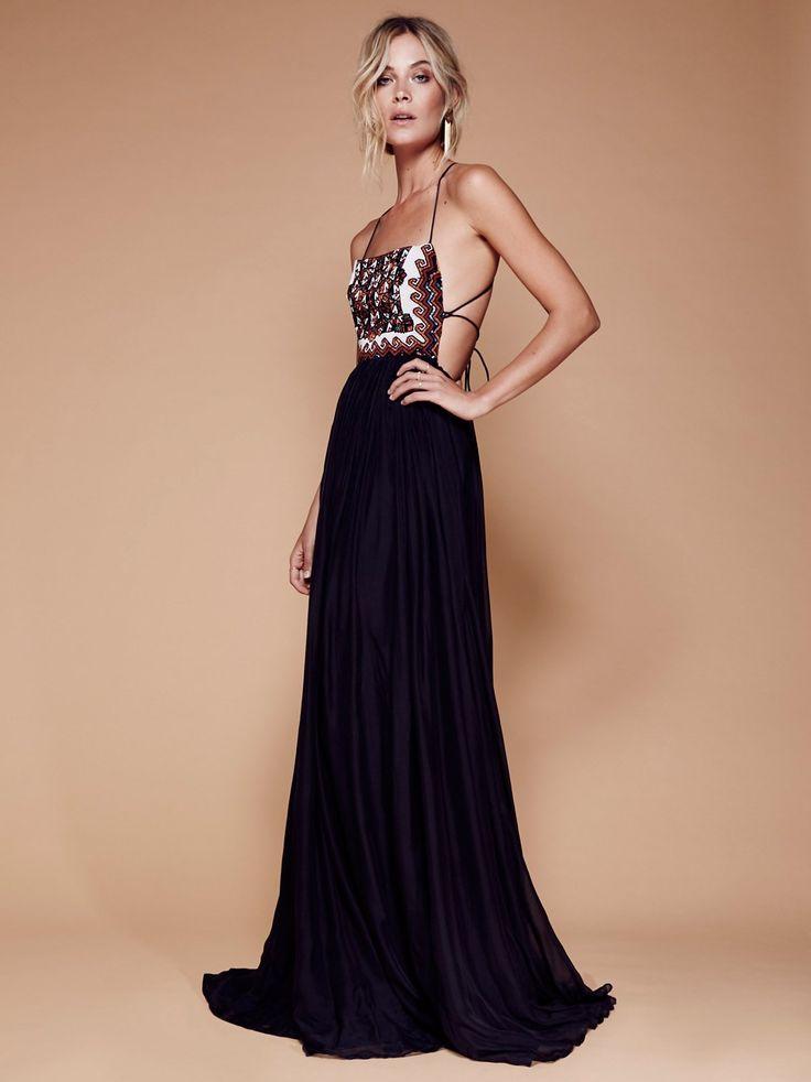 Evening dress online boutique maxi
