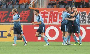 Sydney FC bank key away goal in Asian Champions League draw with Shandong