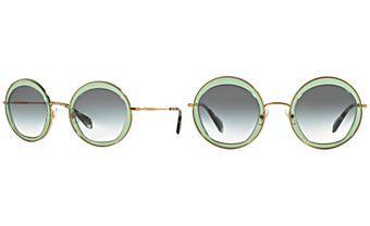 Miu Miu Sunglasses, MIU MIU MU 50QS 52