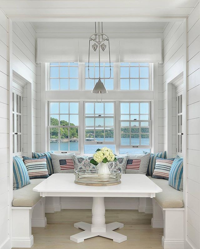 Nautical Decor Dining Room: Best 25+ Dining Booth Ideas On Pinterest