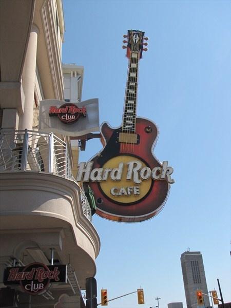 Hard Rock Cafe Niagara Falls Ontario