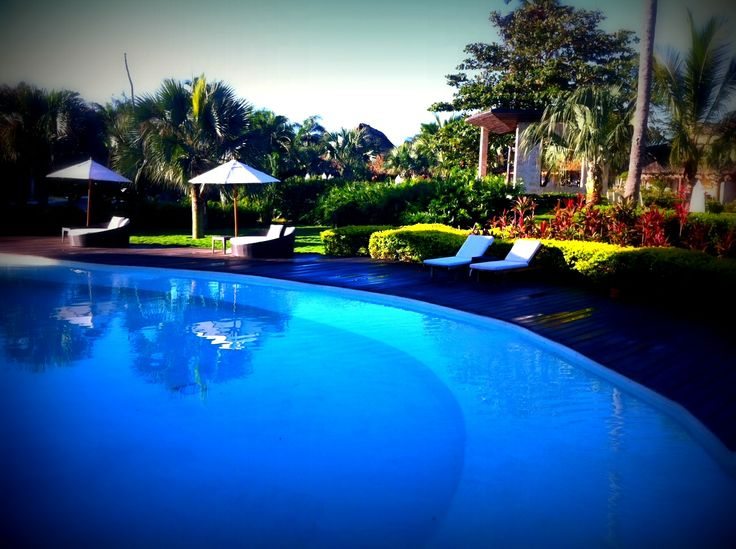 Peaceful pools