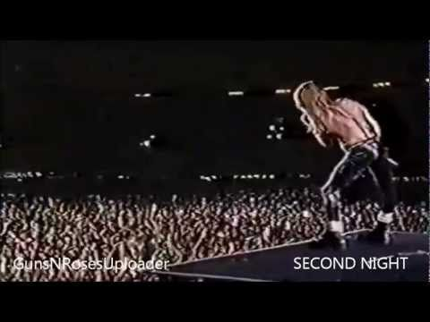 Guns N' Roses: Rock In Rio 2 (1991) *Both Nights* FULL SHOW (HD)