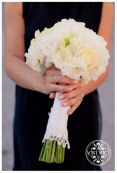 Weeding bouquet | white