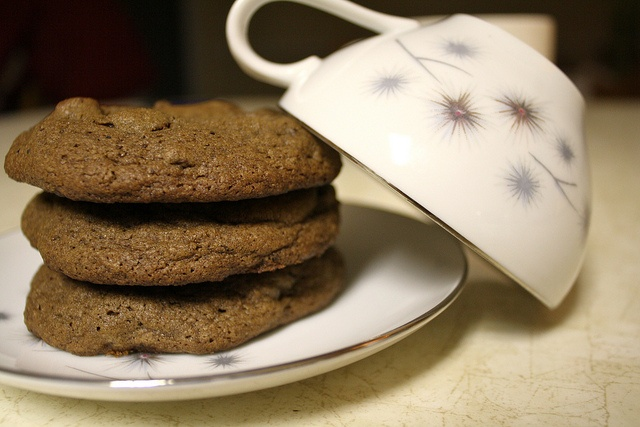 Double chocolate coffee cookie | Whats for dinner | Pinterest