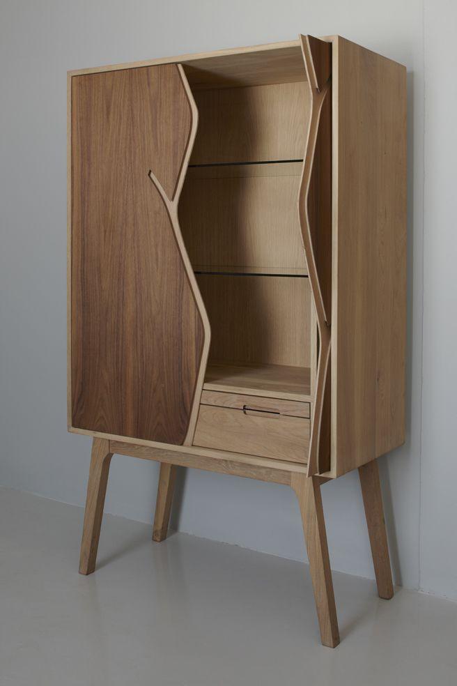 Umthi Cabinet Open - Meyer von Wielligh. Encore ce petit détail, en rapport avec les arbres