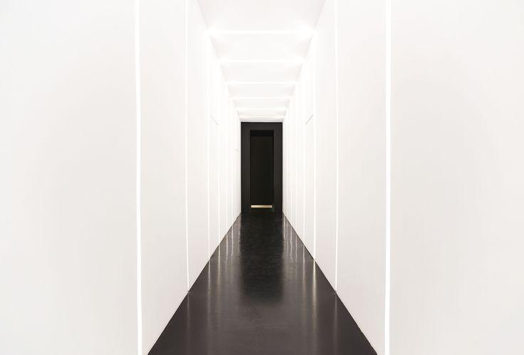 Sky Terrace Marketing Office by Ellyana Tse #office #lighting #interior #design