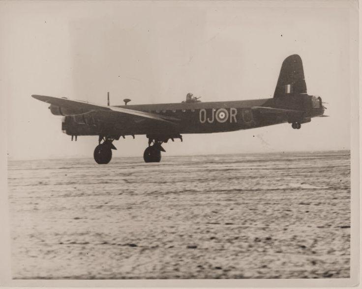 149 Sqn Short Stirling Winter 1941/42
