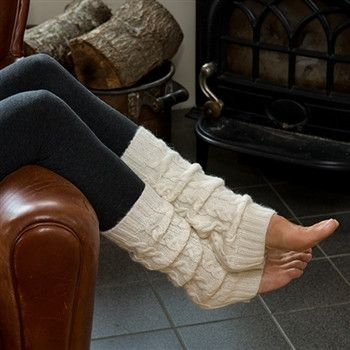 We love, Love, LOVE these alpaca legwarmers!  You will too!!!!