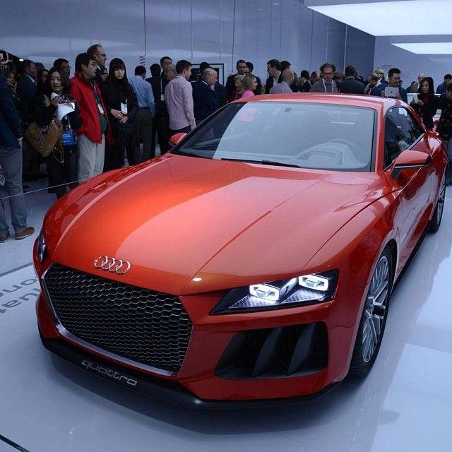 Audi quattro concept, Audi quattro Sport, #Audi #AudiR8 #AudiA4 #SportsCar Audi A3,  - Follow #extremegentleman for more pics like this!