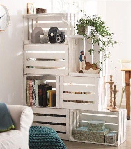 meubles avec caissette