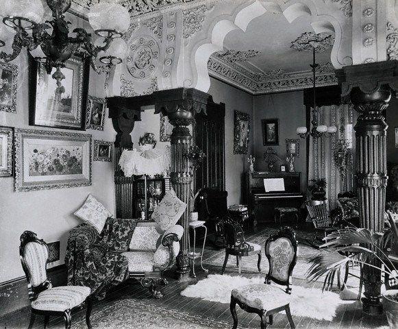 American Victorian Interiors