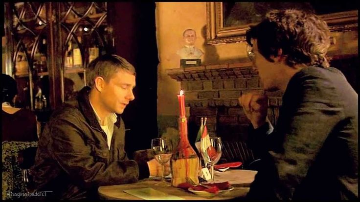 Sherlock & John | A study in jealousy...actually this was pretty good.
