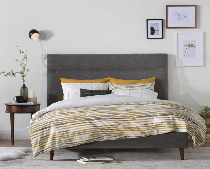 Modern Scandinavian Bedroom Living