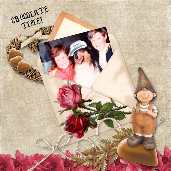 Chocolate Time by barbaraj. Kit: Because I Love You by Mamrotka Designs http://scrapbird.com/designers-c-73/k-m-c-73_516/mamrotka-designs-c-73_516_85/