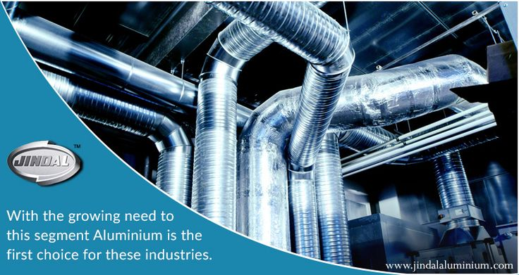 With the growing need to this segment Aluminium is the first choice for these industries. It is being widely used by many companies because of high conduction ability. Use of aluminium for the air-cooling evaporators in ammonia refrigeration systems can provide advantages in weight, performance, defrost, corrosion resistance and cleanability. #JAL #Aluminium  http://www.jindalaluminium.com/extrusion-airconditioning-refrigeration.php
