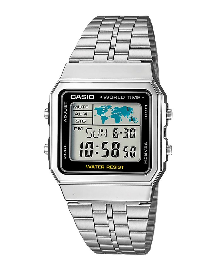Ρολόι CASIO Collection Digital Ladies A-500WEA-1EF