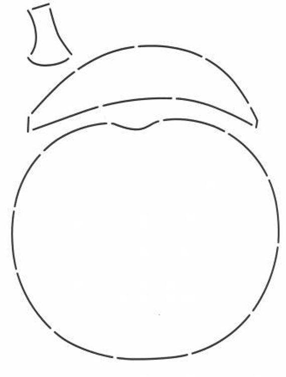 Pumpkin Stencil from Edyta Sitar - Laundry Basket Quilts #LBQ-0585-T ...
