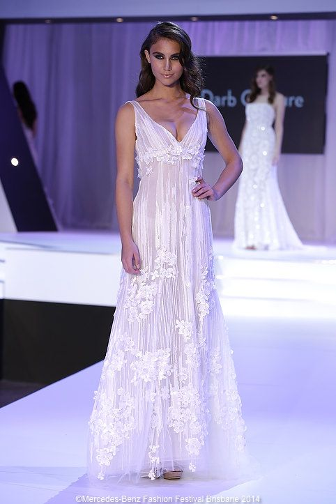 Darb Couture's breathtaking collection was a crowd favourite.